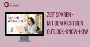 Online-Kurs Zeit sparen mit dem richtigen Outlook-Know-How